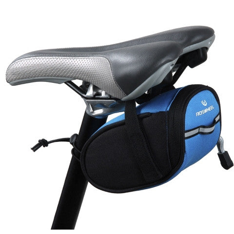 Outdoor Cycling Mountain Bike Bags Bicycle Saddle Bag Back Seat Tail Pouch Package Black/Green/Blue/Red bisiklet aksesuar