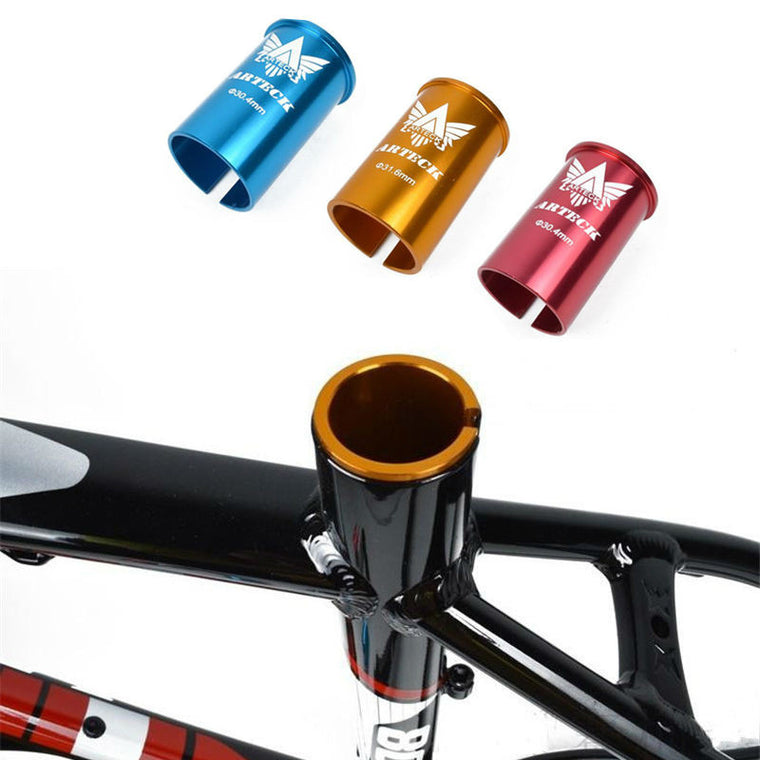 30.4 30.8 31.6mm Mountain Bike Road Bicycle Seatpost Seat Tube Reduction Sleeves Cycling Seatpost Adjustable Sets