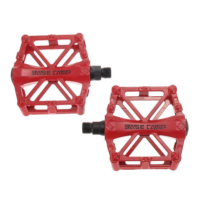 5 Colors Ultra-light Pedal Big Foot Road Bike Bearing Pedals Bicycle Pedals BMX Mountain Bike MTB Cycling Pedal Vintage Bearing