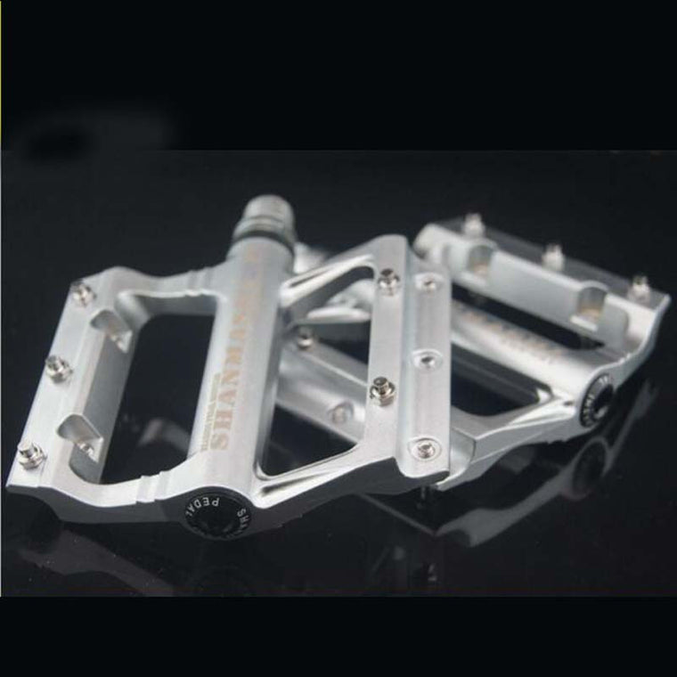 Bearing Pedals Dead Fly Skid Pedales Automaticos MTB Road Bike Pedals And Outdoor Aluminum Alloy Bike Bicycle Pedals