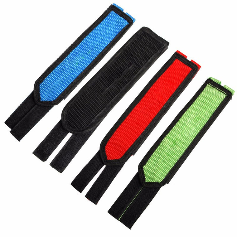 New Anti-slip Adhesive Straps Pedal Toe Clip for Fixed Gear Fixie BMX Bike Bicycle