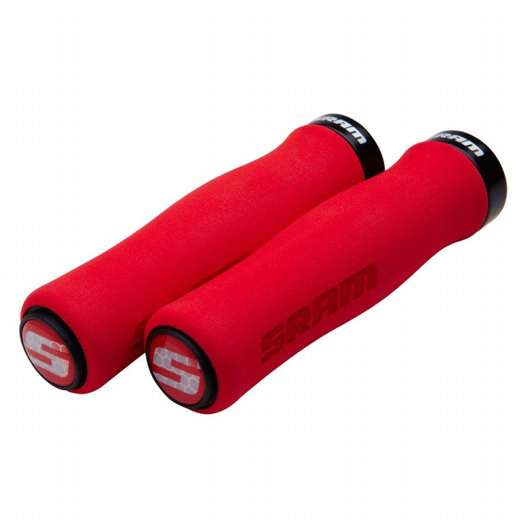 Lightweight non-slip rubber sponge Mountain Bike Grips