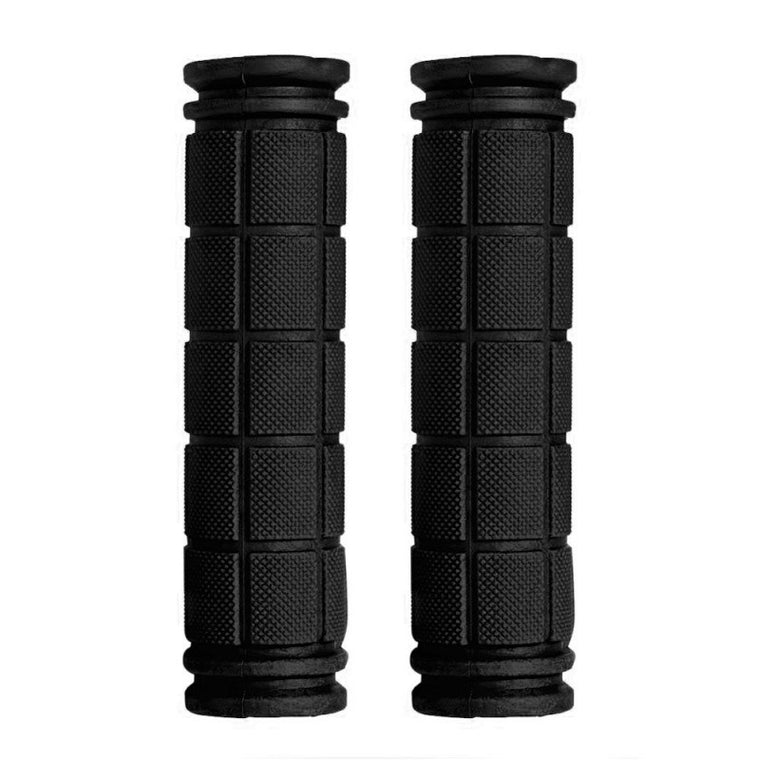Handlebar Cover BMX Bike Bicycle Handle Bar Grip Non Slip Soft Rubber Covers 2 Pcs