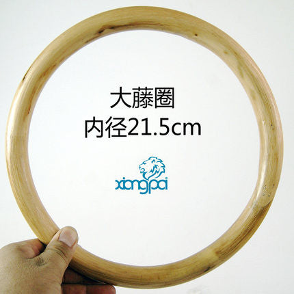 Wing Chun Kung Furattan ring hoop training hand bridge strength kung fu martial arts equipment exercise rattan ring