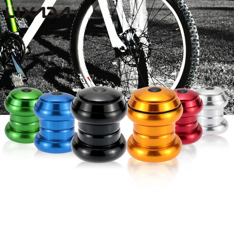 "High Quality Mountain Road Bike Bicycle 1 1/8"" Threadless External Headset Sealed Cartridge Bearings 34MM"
