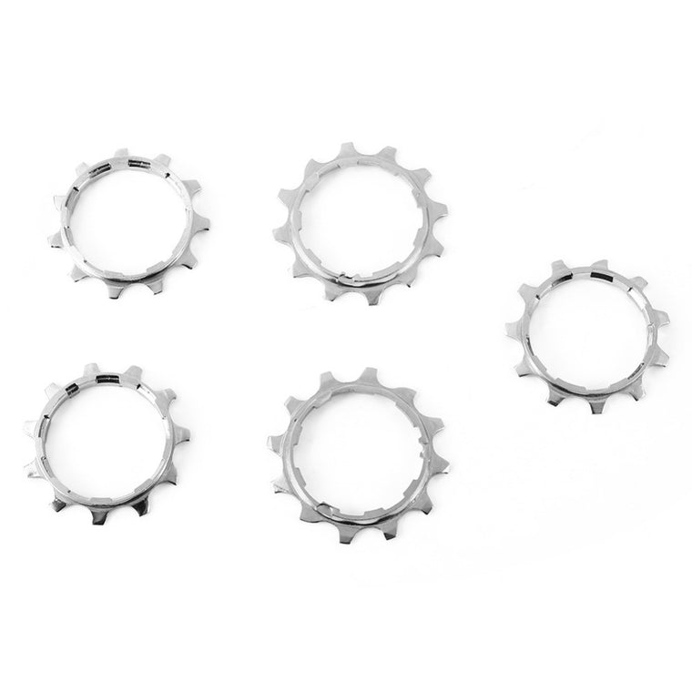 1pc Silver 11T 12T Bicycle Freewheel Cassette Mountain bike Flywheel Gear Denticulate Repair replacement Part 8/9/10 Speed Grade