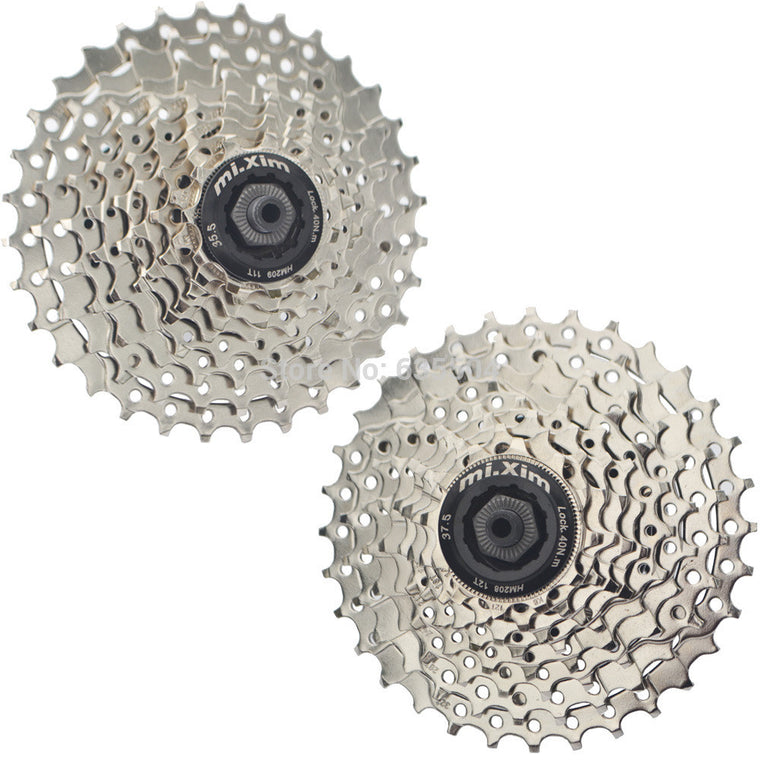 MTB Mountain Bike 8 Speed Flywheels 12T-32T MTB Card Type Bicycle Cassette Compatible for Shimano Sram