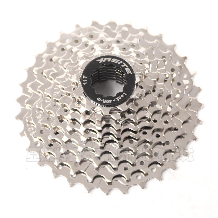 11-28-32T Flywheels Bike 8/9 Speed Card Type Flywheel Bicycle 24/27speeds  Speed Cassette Bicycle Freewheel