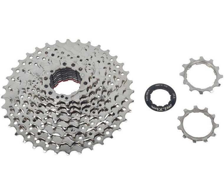 Mountain MTB 11T-36T Bike 10 Speed Card Type Flywheel Bicycle 30 Speed Cassette Freewheel