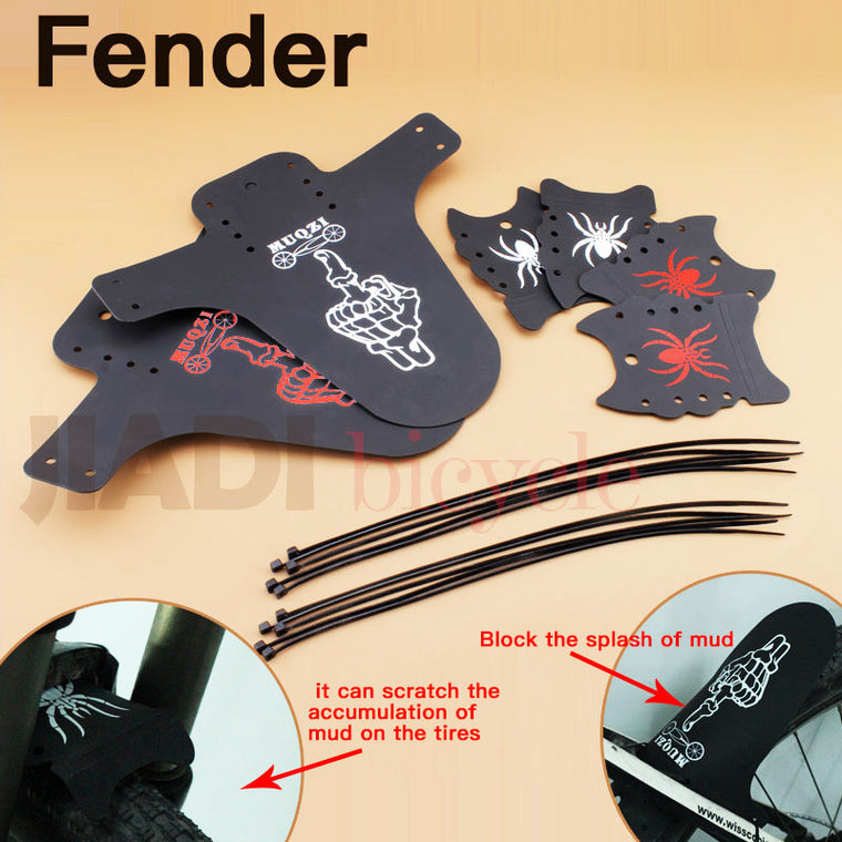 Bicycle fender Mountain Bike Off-road Downhill road bike fixed gear fender Cycling equipment Accessories