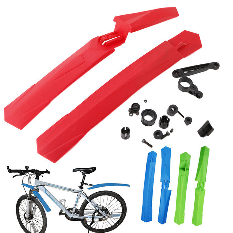 1PC MTB Bicycle Fenders Bike Front Rear Cycling Bicycle Fenders Stand Rack Mud Guard Accessories