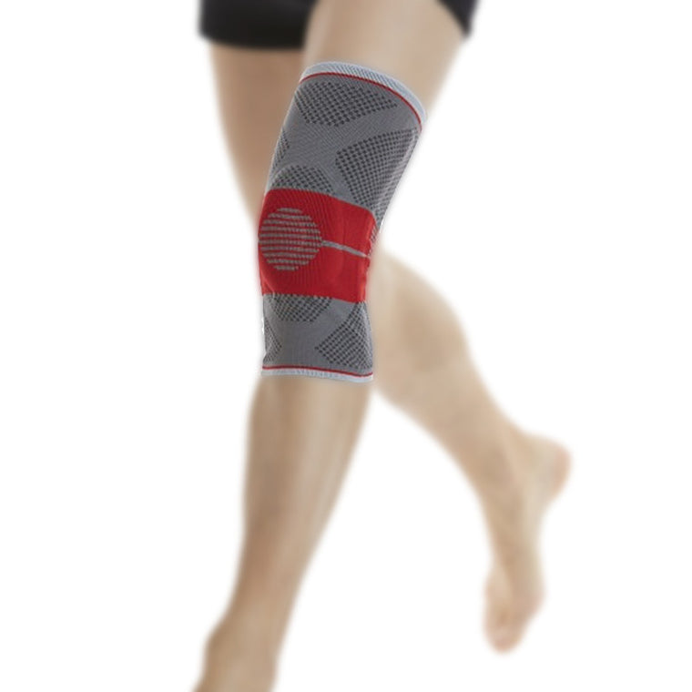 Exclusive appearance design silica gel kneepad basketball knee protector support Rodillera free shipping  #knee1601