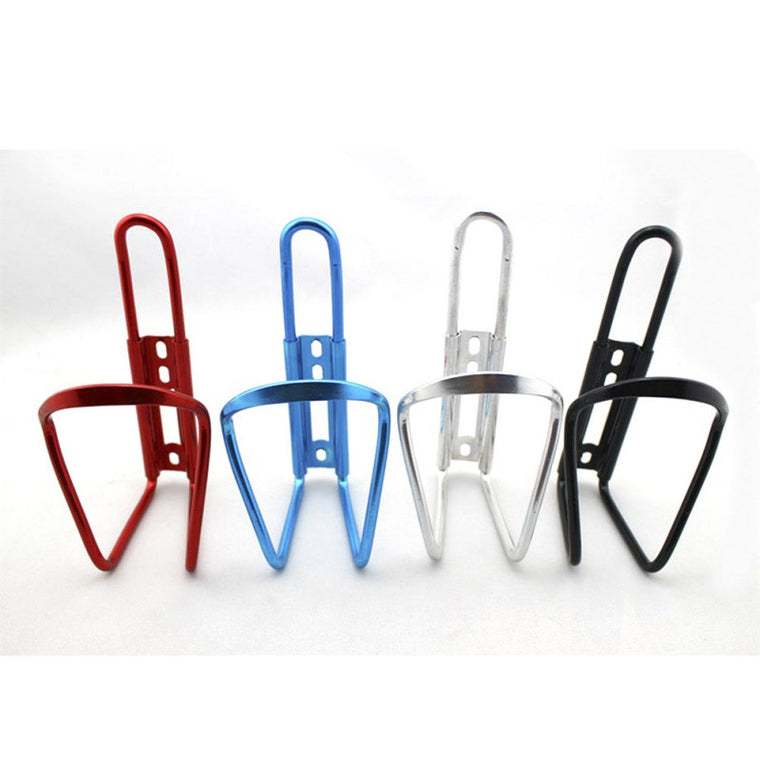 1 Pcs Cycling Bike Bicycle Aluminum Alloy Handlebar Water Bottle Holder Cage