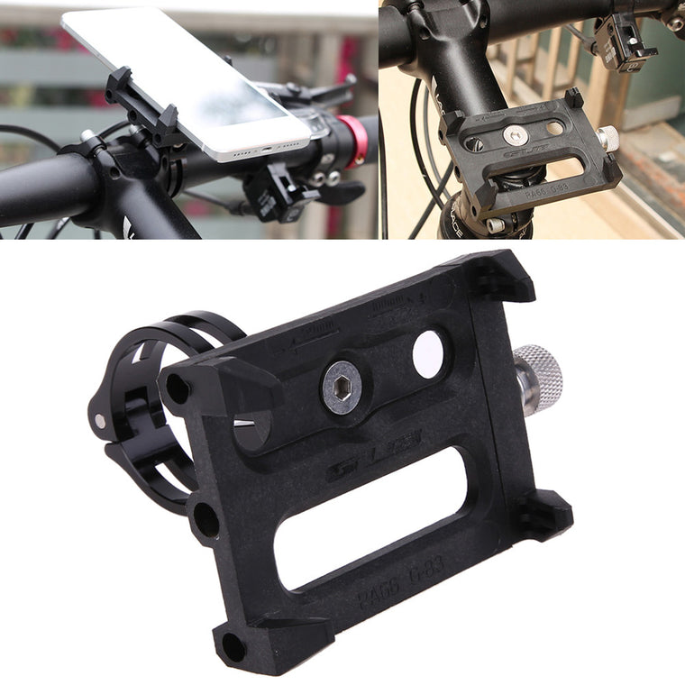 Universal Bicycle Motorcycle Handle Bar Bike Phone Holder Mount Rack Stander Bracket  For CellPhone Iphone Samsung XIAOMI GPS