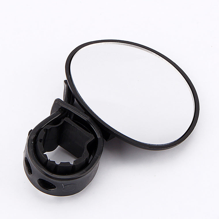 360 Degree Adjustable Bike Handlebar Rearwiew Convex Mirror  Rotate Rear View Mirror Bicycle Road Bike Handlebar
