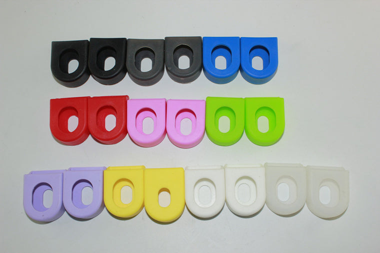 10 color options for crankset crank protective sleeve protector MTB road bike crankset cover