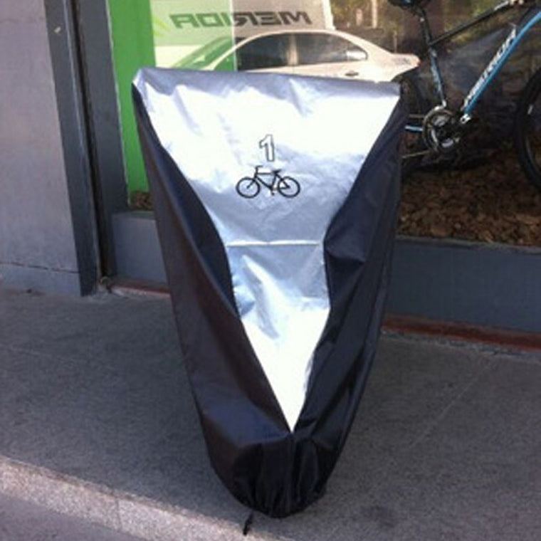 190*72*110cm Bicycle Cover Bike Rain Snow Dust Sunshine Protective Motorcycle Waterproof UV Protection Cubiertas