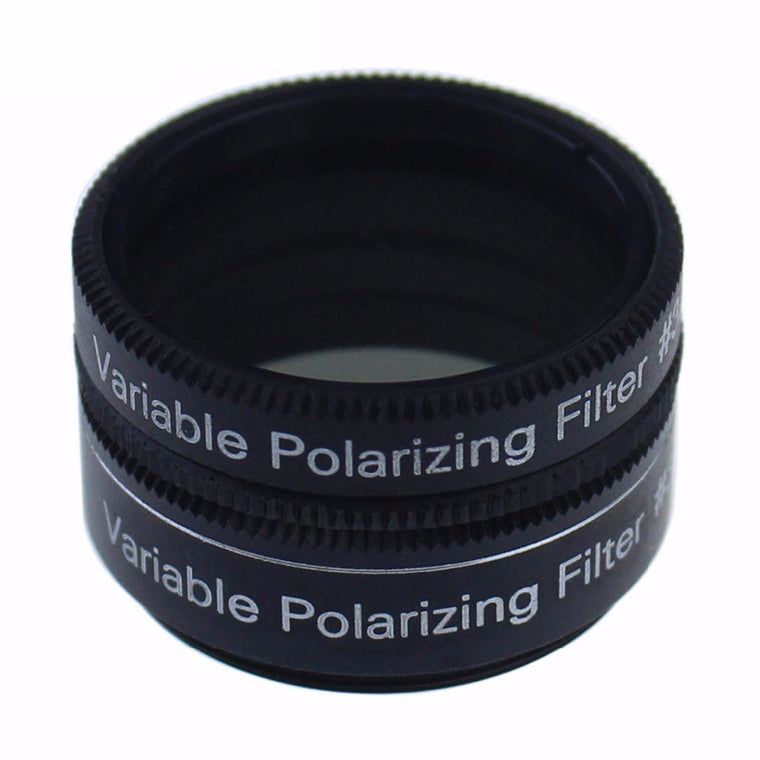 1.25 Inch Filter Variable Polarizing No3 for Astronomy Monocular Telescope & Eyepiece Filter Excellent Quality W2293A
