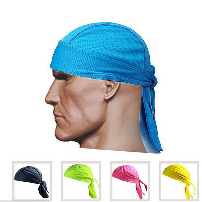 11Colors Cycling Caps Headscarf Skullies Designer Classic Bike Bicycle Pirate Bandana Compact Design Cool Outdoor Sports Hat