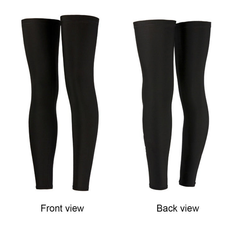 Creative Bicycle Cycling Outdoor Sports Leggings Leg Sleeve For Men Woman