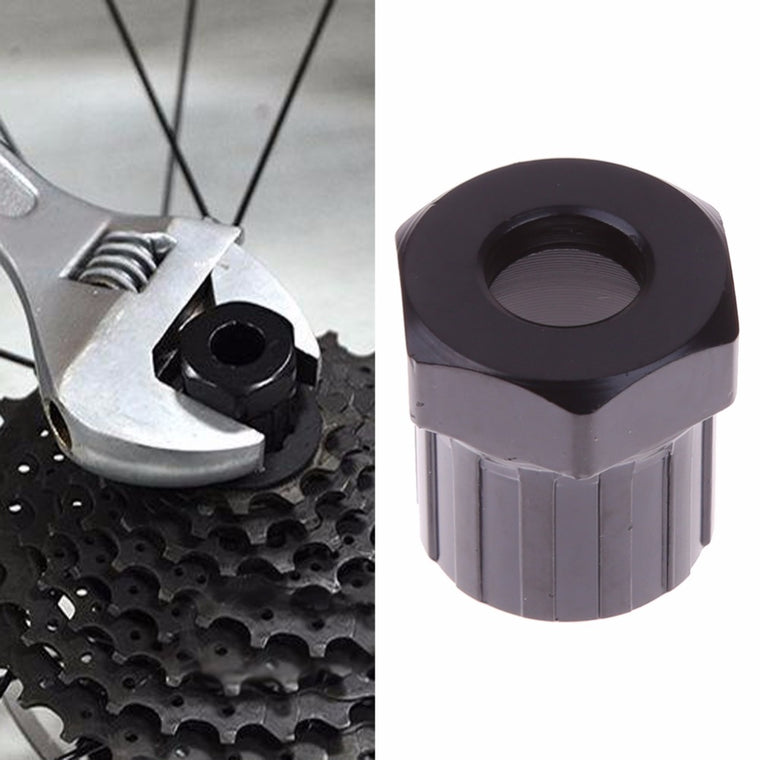 12 teeth Bicycle Freewheel Remover MTB Mountain Bike Freewheel Cassette Remover 6-pin Screw Bike Flywheel Install Remove Tool