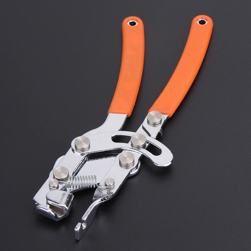 MTB Bike Cycling Ergonomic Grip Durable Carbon Steel Brake Gear Inner Cable Puller Pliers Hand Tool Bicycle Brake Cable Pliers