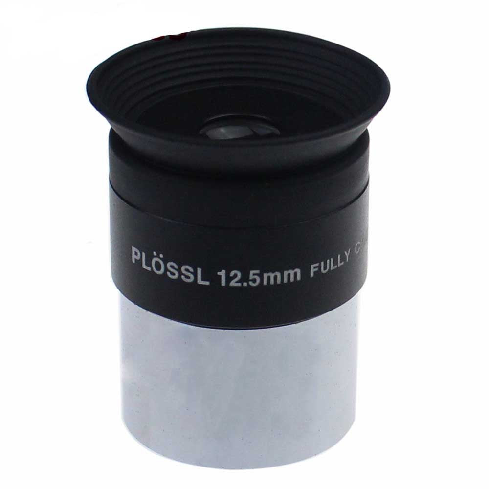 1.25inch Plossl 12.5mm telescope Eyepiece - 4-element Plossl Design - telescopes oculars