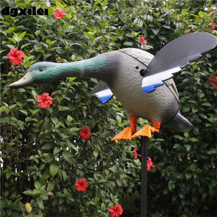 Wholesale Russian Outdoor Hunting Decoys Dc 6V/12V Remote Control Hunting Duck From Xilei