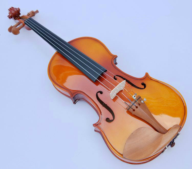 1/8 1/4 1/2 3/4 4/4 Spruce violin handcraft violino Musical Instruments violin bow violin strings case