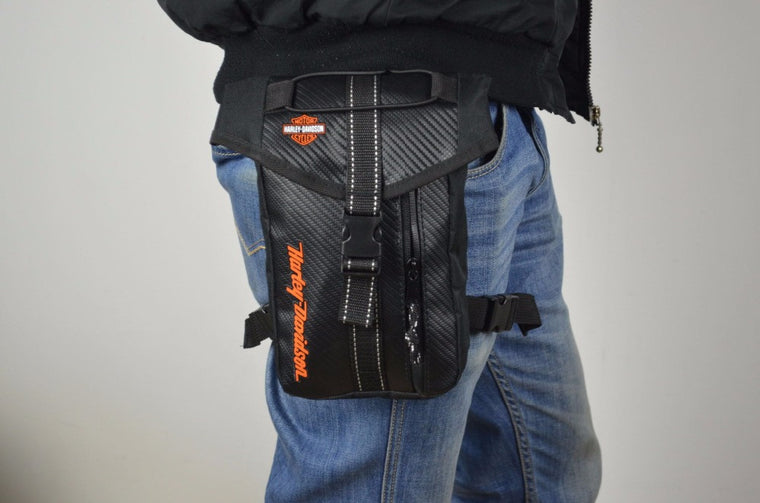 Racing riding pack bags shoulder bag KTM Motocross Messenger chest and leg bag HARLEY Knight Tool