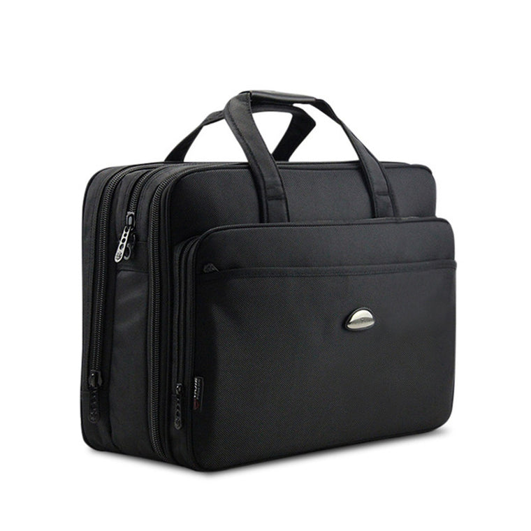17 Inches Business men bag large Oxford bag briefcase laptop computer bags handbags