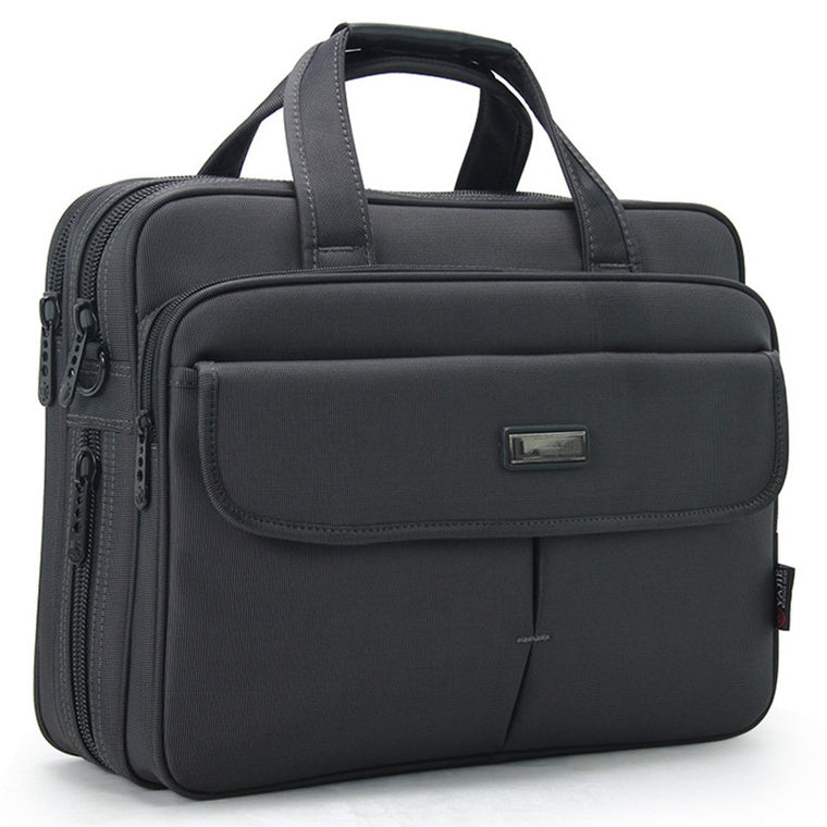 16 Inches Briefcase Laptop bag can put in 15.6 inches Computer bags Men business Shoulder bag Male Man handbags