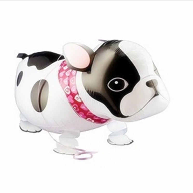 1pc Foil Cartoon Toy Bulldog Balloon Gifts For Kids Inflatable Air Balloons Birthday Wedding Party Decor Balloon