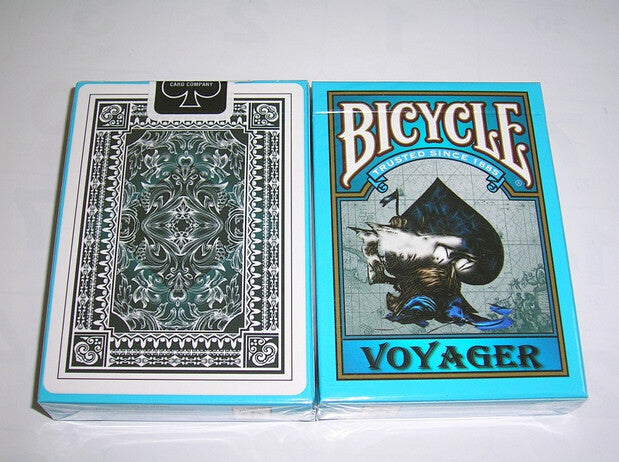 100% ORIGINAL Bicycle Voyager Deck Playing Cards Best Poker New Bicycle Playing Card Magic Card