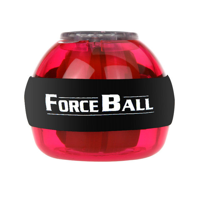 Wrist Force Ball Gyroscope LED Lighting Powerball Wrist Power Force Ball Gyro Ball Arm Exercise Power Handball Exercise Ball