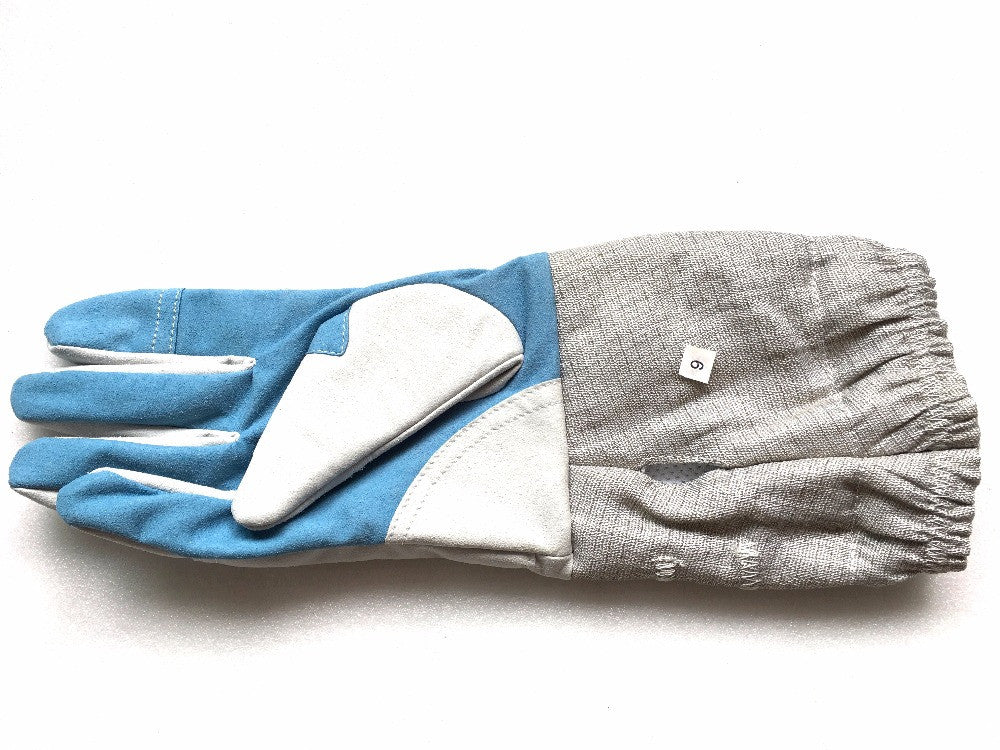 Sabre fencing glove, fencing glove for sabre, sabre glove, fencing products and equipments