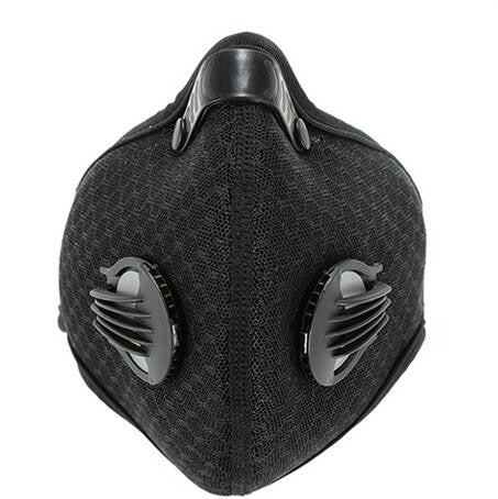 Nylon Cycling Face Mask Carbon Filter Dust Smog Mask