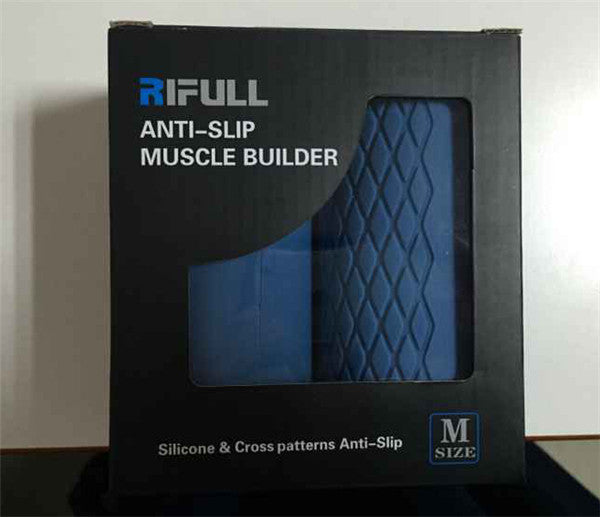 20 pairs S size barbell grips blue colors