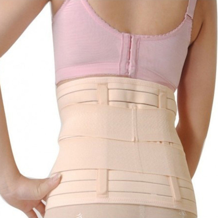 Postpartum Belly band weight loss body wrap Tummy Wrap Corset Girdle postpartum body shaper belly belt girdles faja postpartum