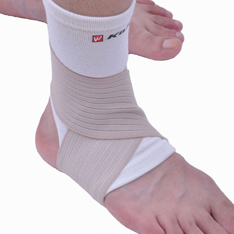 New 1 Pair Foot Sleeve Male Female Ankle Bandage Support Protector Football/Basketball/Fight/Sanda/Boxing/GYM Sport Ankle Guard