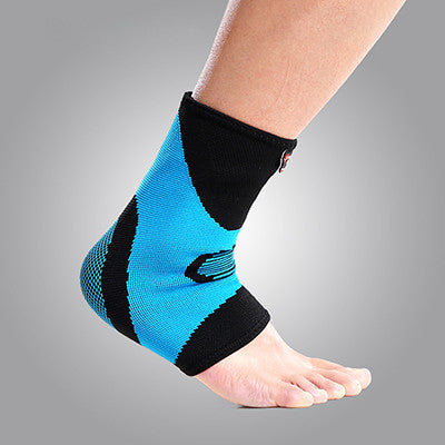 Simple elastic ankle support  running hiking football badminton ankle joint protect 4 colors 1 pcs