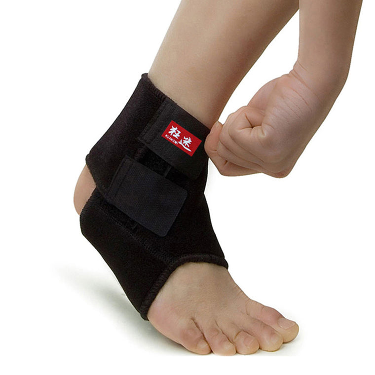 Adjustable Wraps Bandage Ankle Compression Support Brace Plantar Fasciitis Fitness Ankle Pad Pain Relief Protector