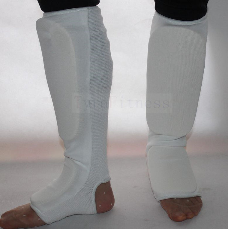 Top Quality Karate Ankle Support Sanda Taekwondo Kick Boxing Ankle Foam Leg  Guard Brace Protector