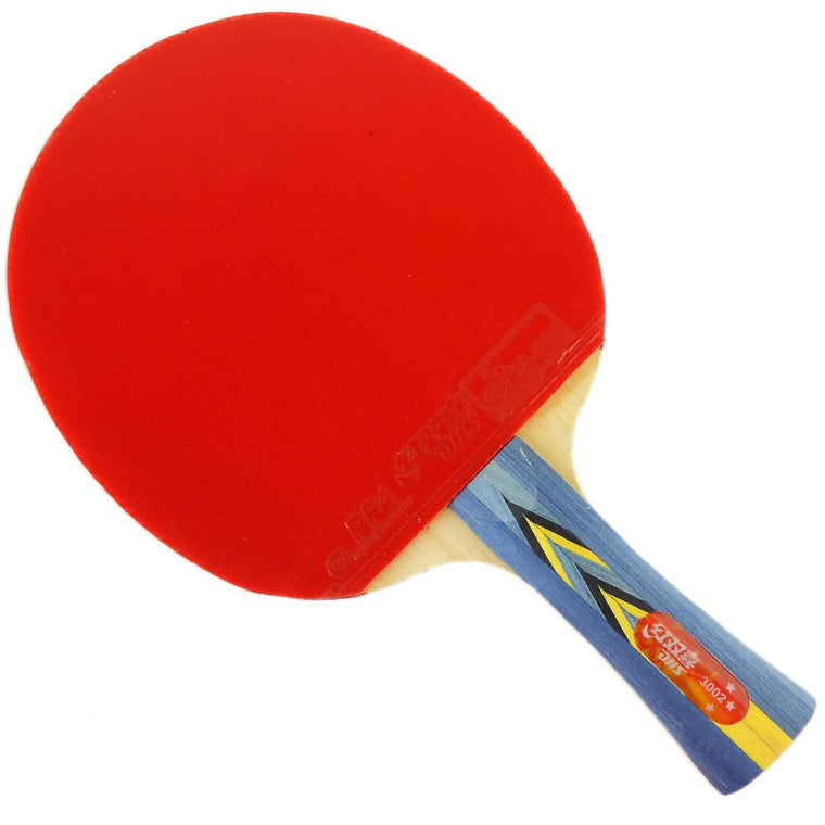 DHS 3002 Long Shakehand FL Table Tennis Ping Pong Paddle Racket