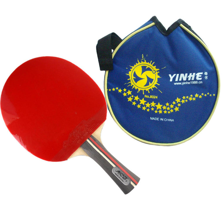 Original Yinhe Milky Way Galaxy 02B 02 B 02-B pips-in Long Shakehand FL table tennis pingpong racket + a bat case