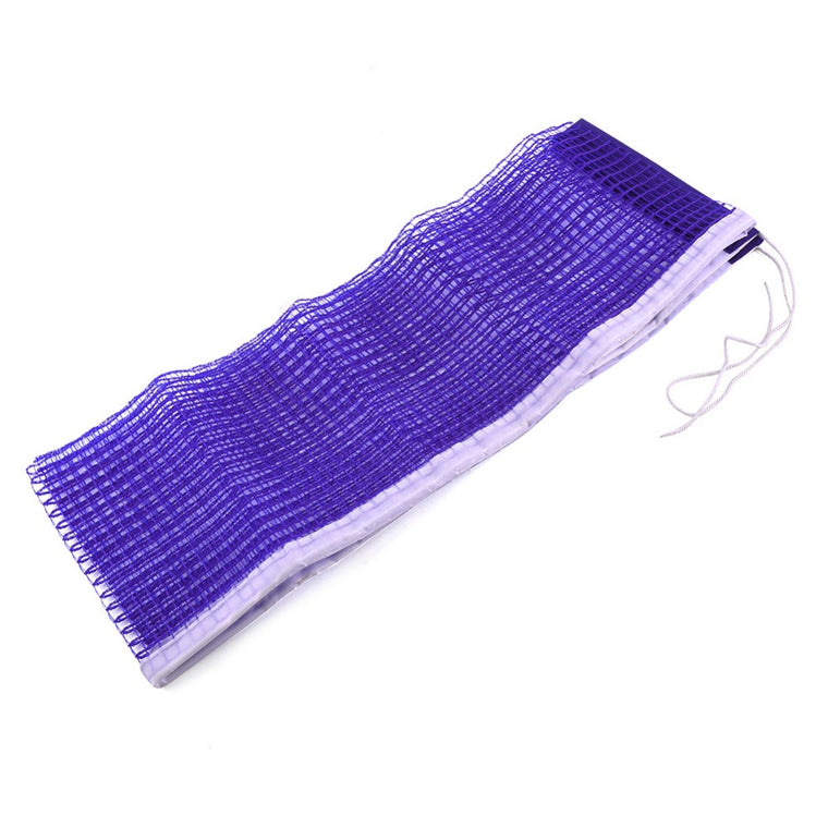 1PCS Blue Portable Table Tennis Net Nylon Ping pong nets Tennis String Replacement table games Strong Tennis Sports mesh 1.72m