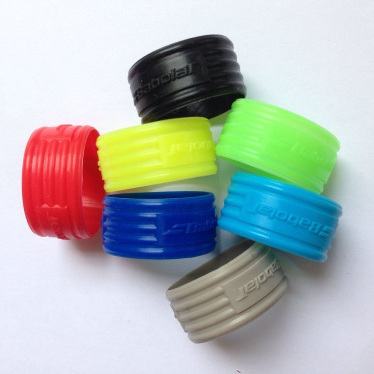 (10pcs/lot)tennis racket Silicone ring/handle's Silicone bushing/overgrip