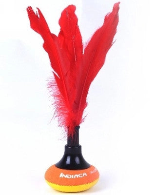 High quality Winmax New Neoprene Beach Entertainment Hand Indiaca Featherball Shuttlecock for Fun Indiaca Peteca