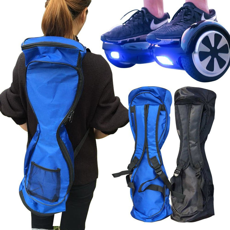 New Portable 6.5/8/10 Inches Hoverboard Backpack Shoulder Carrying Bag for 2 Wheel Electric Self Balance Scooter Travel Knapsack