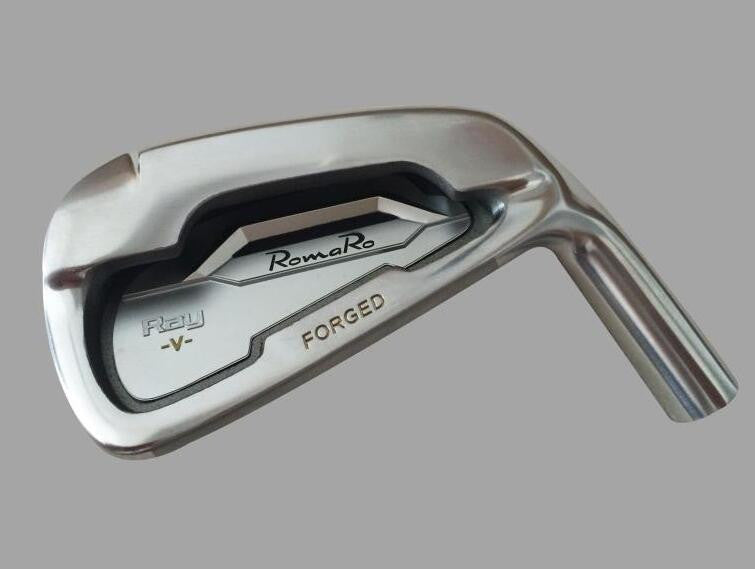 New golf Clubs ROMARO RAY  V  forged  Golf Irons Set 4-9P(7pcs) irons Clubs  with nspro 950R Steel  shaft Free Shipping